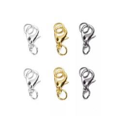 Smykkepose fløjl mini rød pose med snørelukning