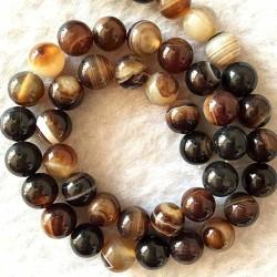 Cherry Quartz krystalsten chips 5-8mm til armbånd eller halskæde
