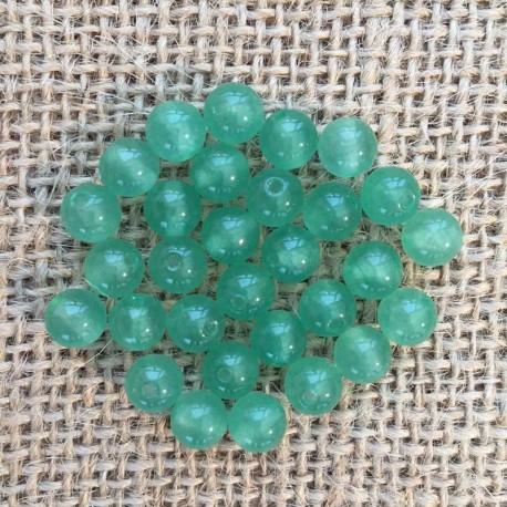 Aventurine Green Gemstone Beads