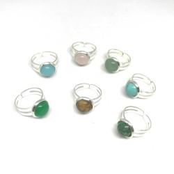 Smykkepose guld / sølv snørelukning 10x15cm