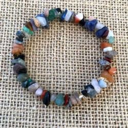 Stone Chips Fantasy Gemstone Bracelet