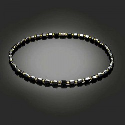 Magnetic Hematite Necklace Magnetic Therapy Care