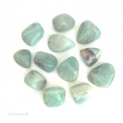 Amazonit sten Natural Tumbled Amazonite Large