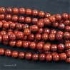Jasper Red Gemstone Beads 8mm for jewellery making