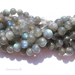 Labradorit perler Natural Labradorite Gemstone Beads