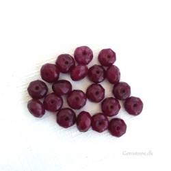 Rosakvarts ædelsten træ Natural Rose Quartz Crystal