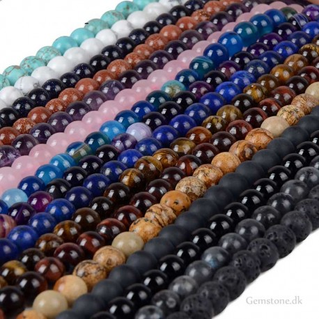 Beads Natural Stone 4mm DIY Jewelry