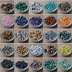 Beads Natural Stone 10mm DIY Jewelry