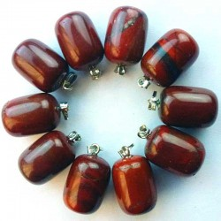 Jasper Red Pendant gemstone jewellery