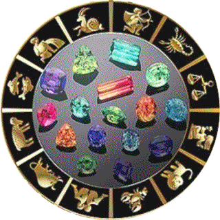 Birthstone, find your Zodiac stone