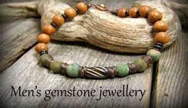 Men's Gemstone Jewellery